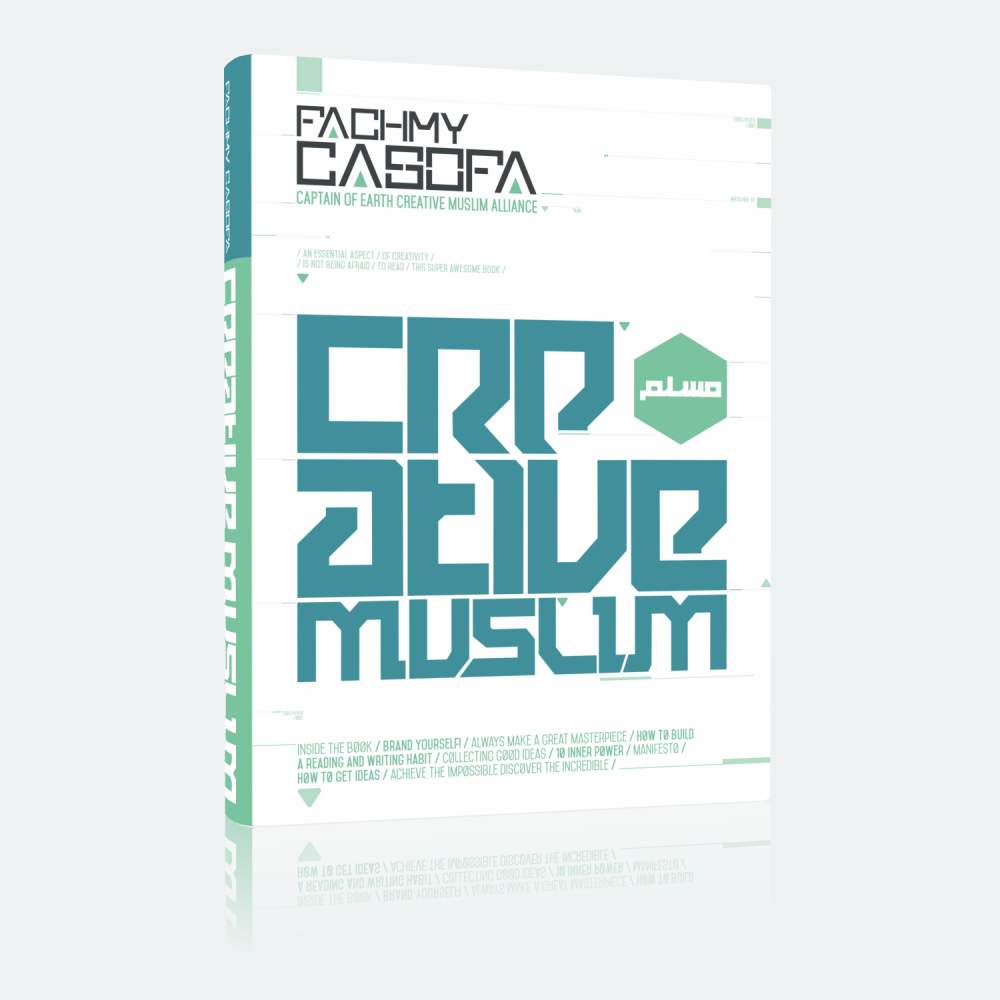 creative muslim book cover