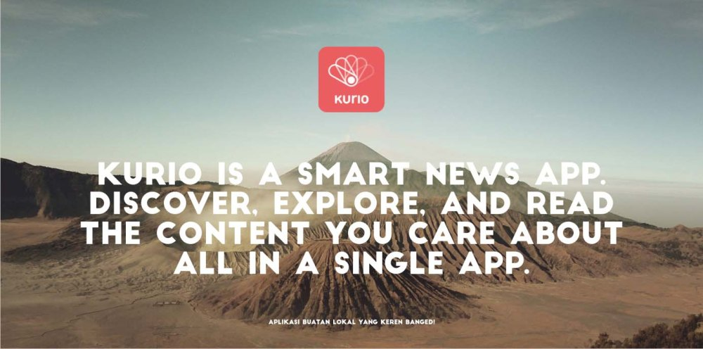Kurio Apps Indonesia